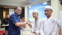 Pertamina Beri Bantuan Rp 25 Juta ke 2 Yayasan Pendidikan Islam