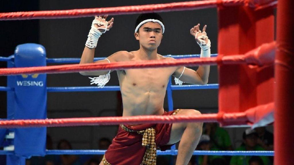 Kapten Persija U-16 Raih Medali Perunggu Muaythai SEA Games 2019