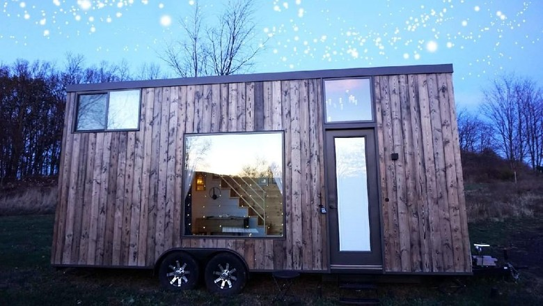 Foto: Rumah mungil dengan konsep Harry Potter (Airbnb)