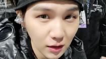 Traktir Suga BTS yang Ulang Tahun, Kartu Kredit Jin BTS Bikin Syok
