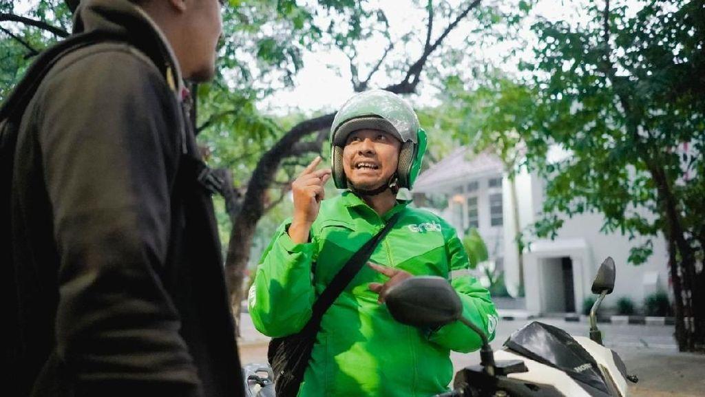 Cerita Bonar, Driver Ojol dengan Kondisi Tuli