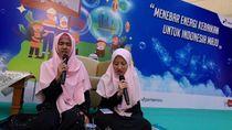 Pertamina Khataman Alquran Bareng 300 Anak Yatim