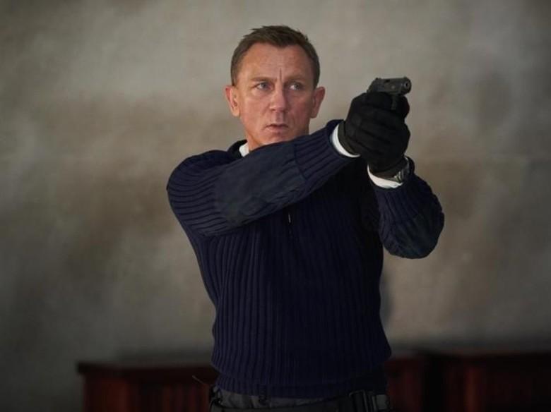 6 Fakta No Time to Die, Film James Bond yang Trailernya Baru Dirilis Foto: James Bond No Time To Die