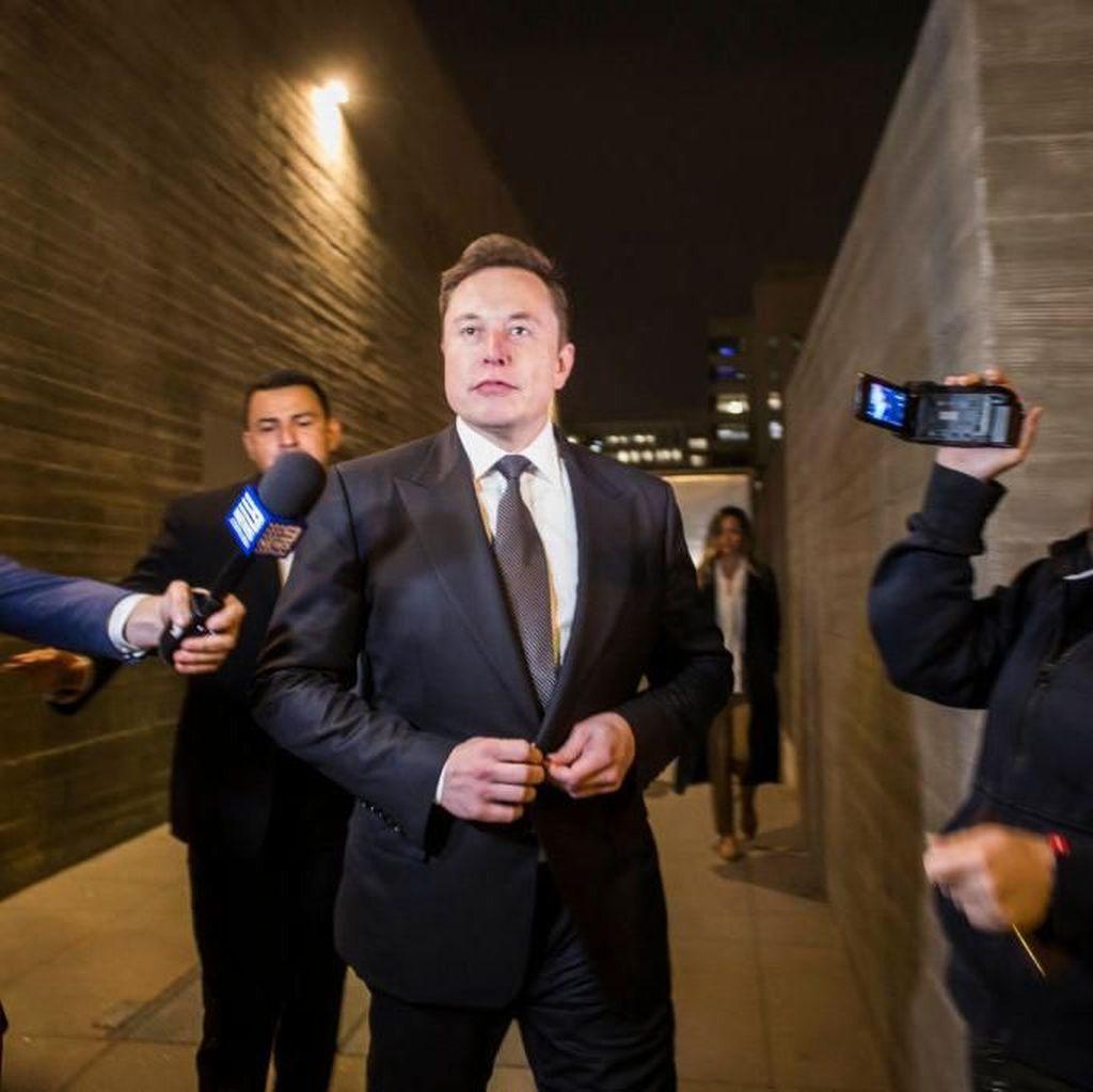 Sebut Penyelam Gua Thailand Pedofil, Elon Musk Disidang