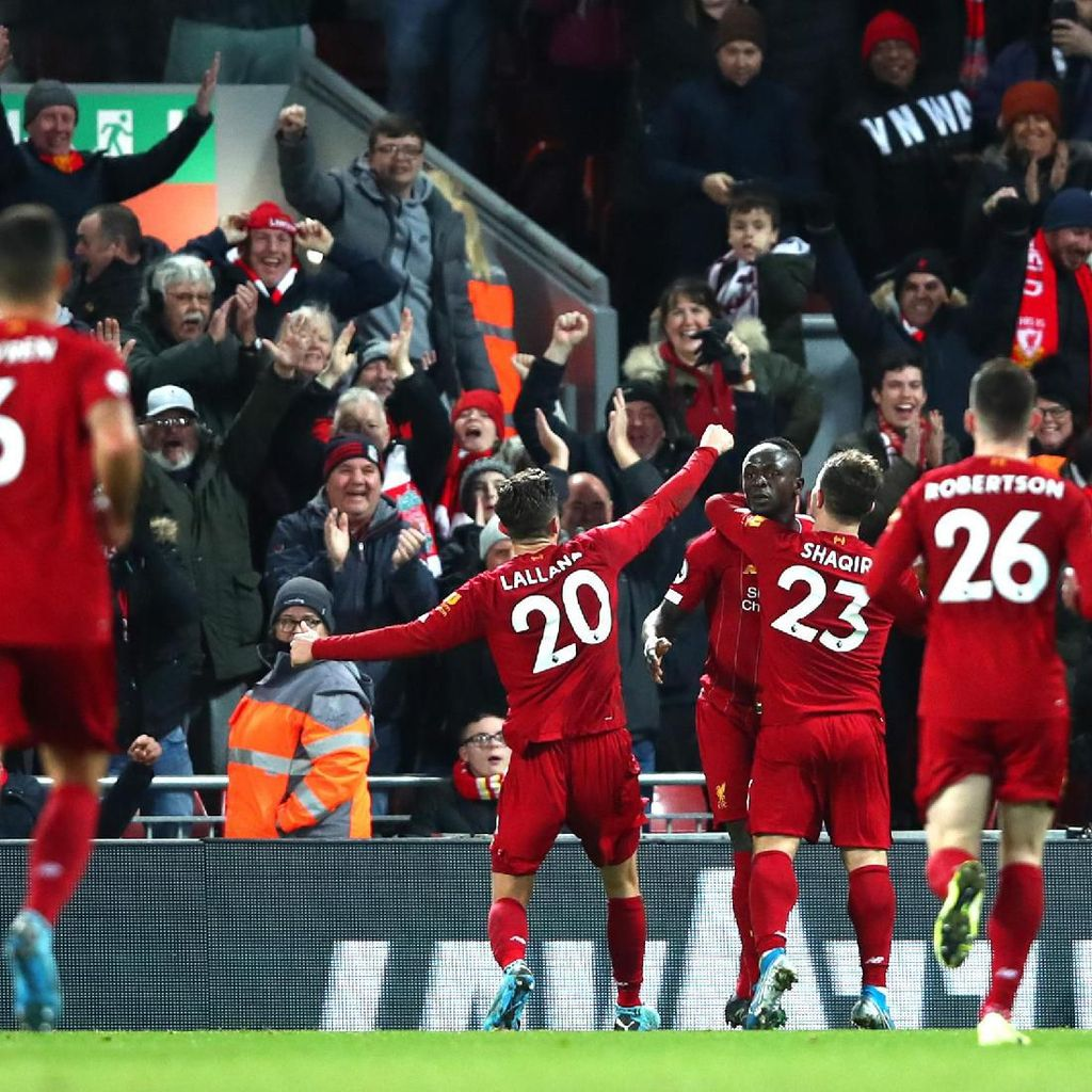 Liverpool Full Team ke Piala Dunia Antarklub