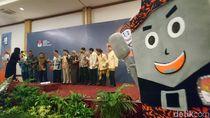 KPU Launching Tahapan Pilwalkot Cilegon 2020, Target Partisipasi 72,5%