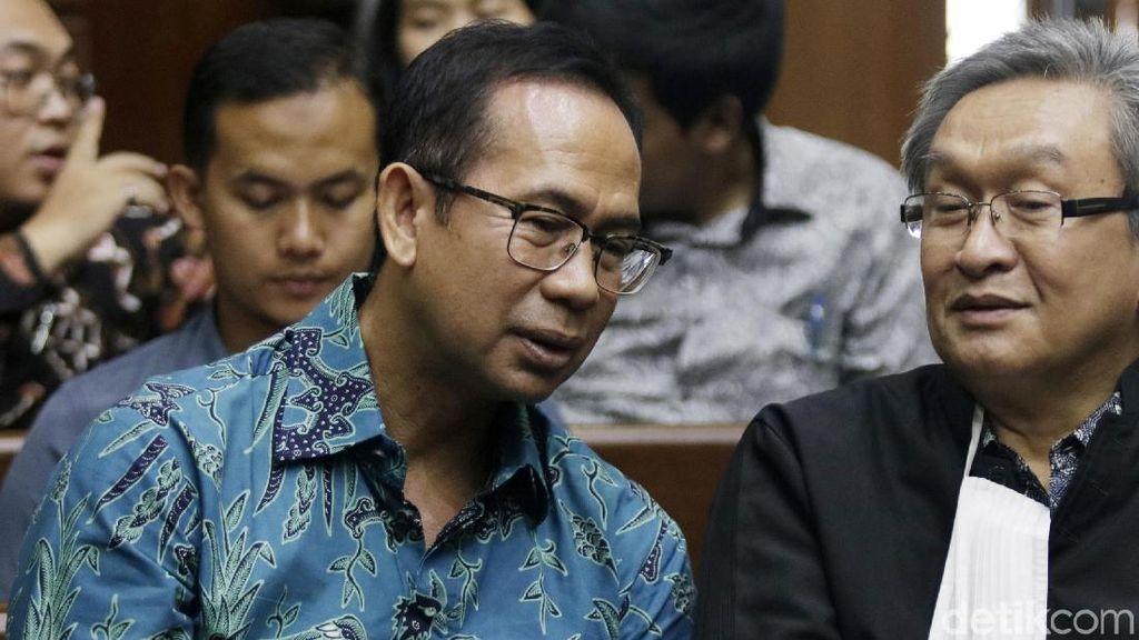 Wawan Berharap Bebas dari Kasus Korupsi Alkes, Singgung Utang Rp 300 M