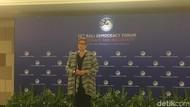Jokowi Raih Asian of The Year, Menlu Australia Puji Pemilu di Indonesia