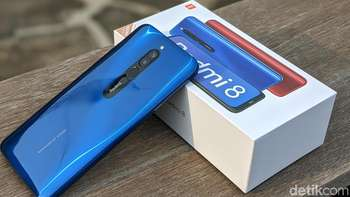 Redmi 8, Ponsel Baru Xiaomi Harga Rp 1 Jutaan