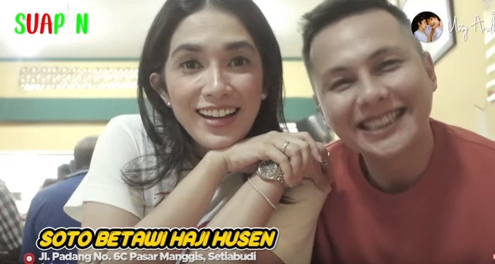 Foto: Youtube Ussy Andhika Official