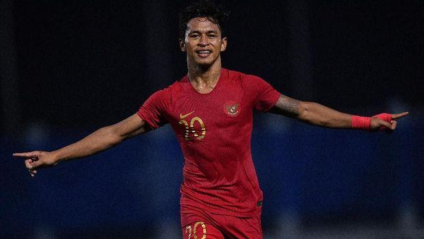Osvaldo Pemain Tersubur Indonesia Dalam Sejarah SEA Games
