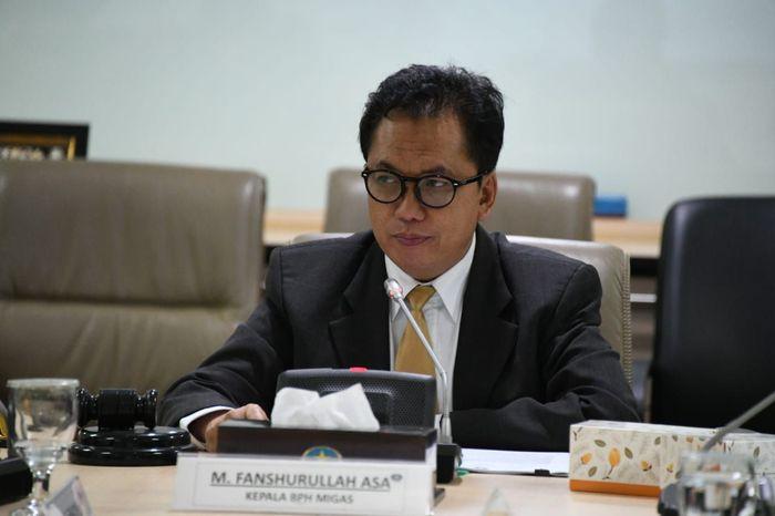 Kepala BPH Migas, M. Fanshurullah Asa/ Foto: dok BPH Migas