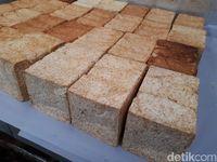 Roti Gempol: Empuk Wangi Roti Gandum Srikaya Cokelat yang Legendaris