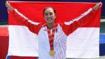 Klasemen SEA Games 2019: Seperti Target Jokowi, Indonesia ke Posisi 2