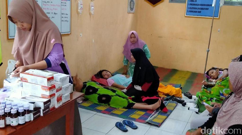 KLB Keracunan Makanan di Pemalang, Ratusan Warga Jadi Korban