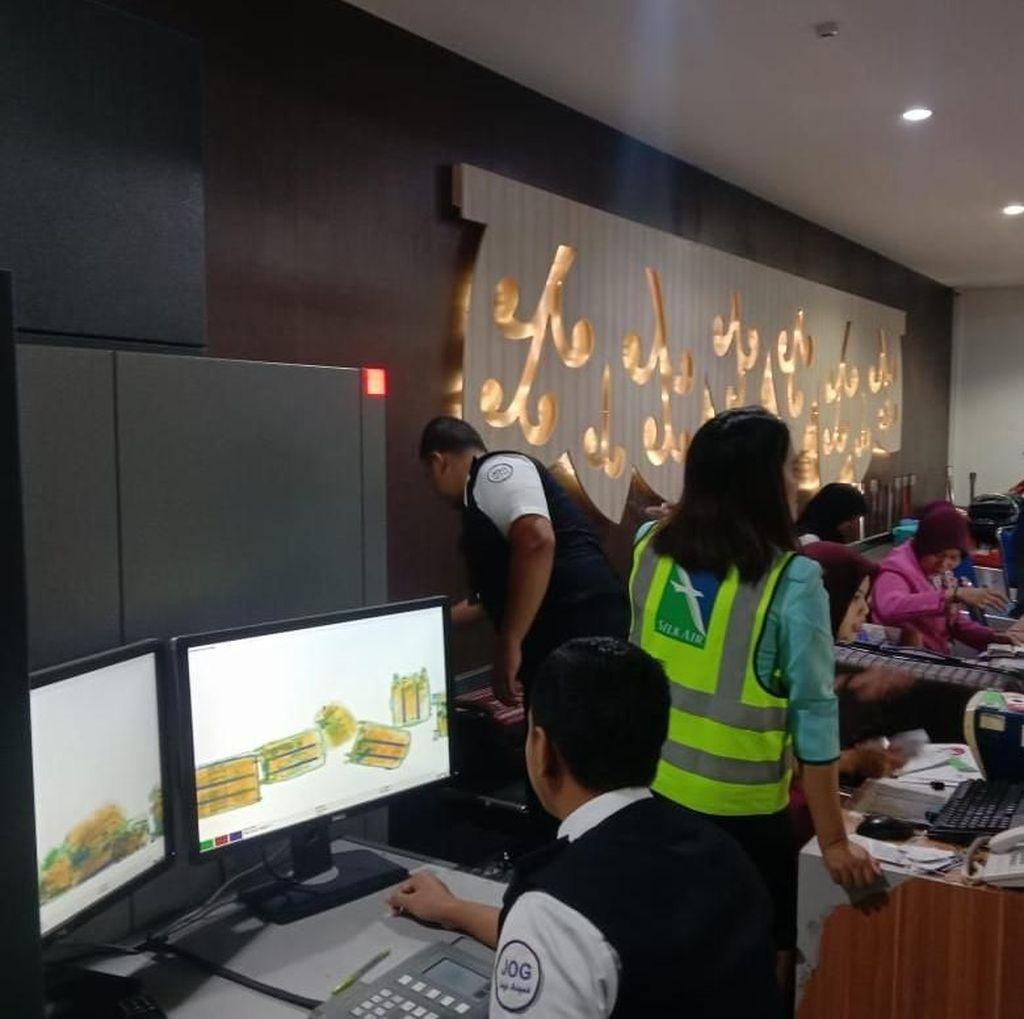 Penumpang Air Asia Ngaku Bawa Bom di Bandara Yogya Terancam Bui