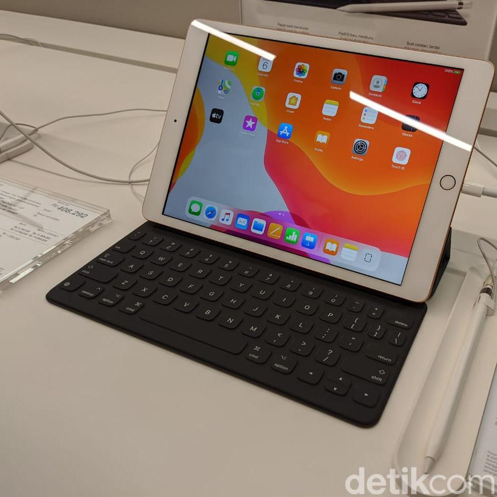 iPad Generasi 7 Tiba di Indonesia, Ini Harganya