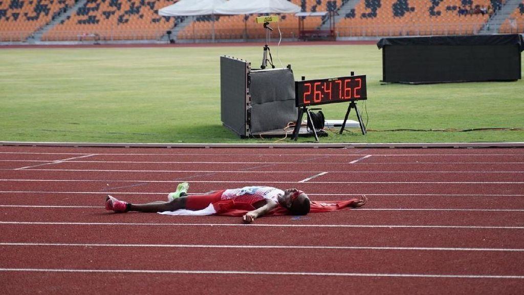 Agus Prayogo Langsung Fokus ke Lari 10 Ribu Meter