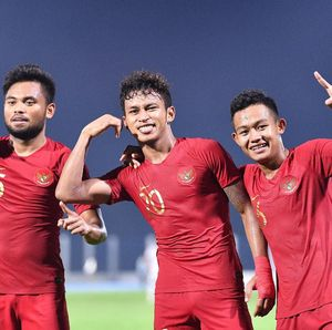 Jadwal Semifinal SEA Games 2019: Indonesia Vs Myanmar