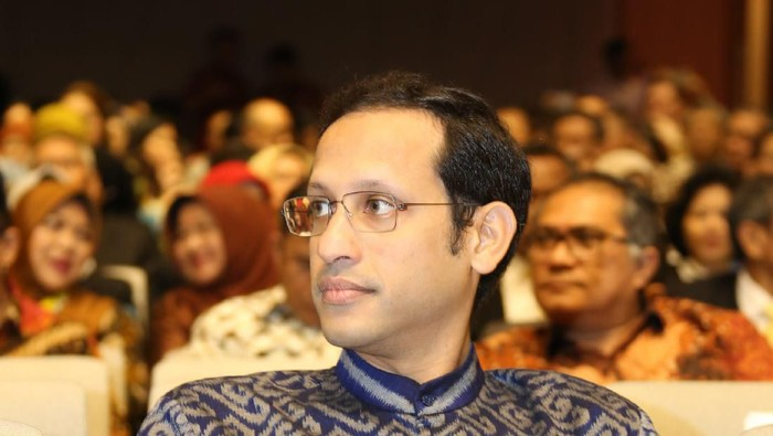 Foto: Nadiem Makarim (Dok Universitas Indonesia)