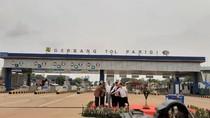 Resmikan Tol Kunciran-Serpong, Jokowi Terima Keluhan Tua di Jalan