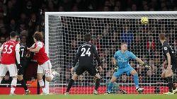 Arsenal Dipermalukan Brighton di Emirates