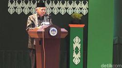 Wapres Prihatin Indonesia Cuma Jadi Tukang Stempel Produk Halal