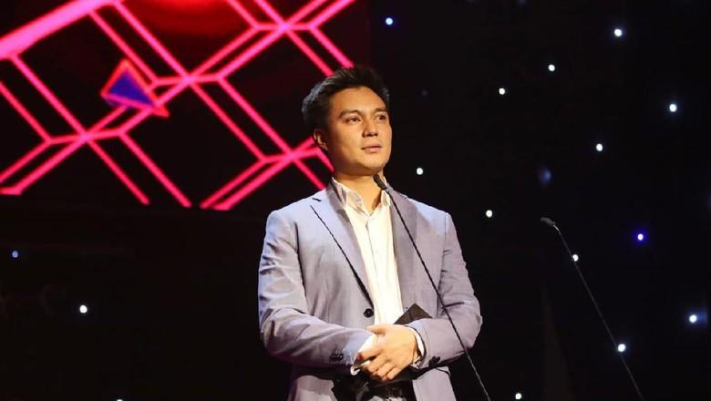 Baim Wong Foto: METUB WebTVAsia Awards 2019