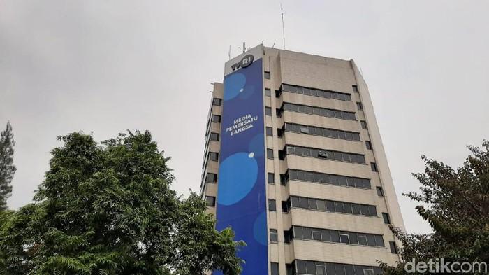 Gedung TVRI (Lisye Sri Rahayu/detikcom)