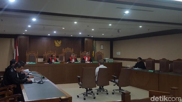 Pengusaha Kock Meng didakwa menyuap Gubernur Kepri nonaktif Nurdin Basirun (Foto: Zunita Amalia Putri/detikcom)