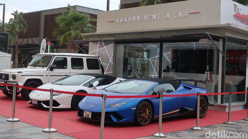 Sewa Mobil Mewah di Dubai, Bukanlah Main-main