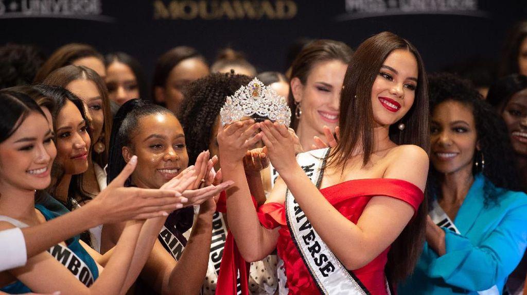 Mewahnya Mahkota Miss Universe 2019, Bertabur 1.770 Berlian