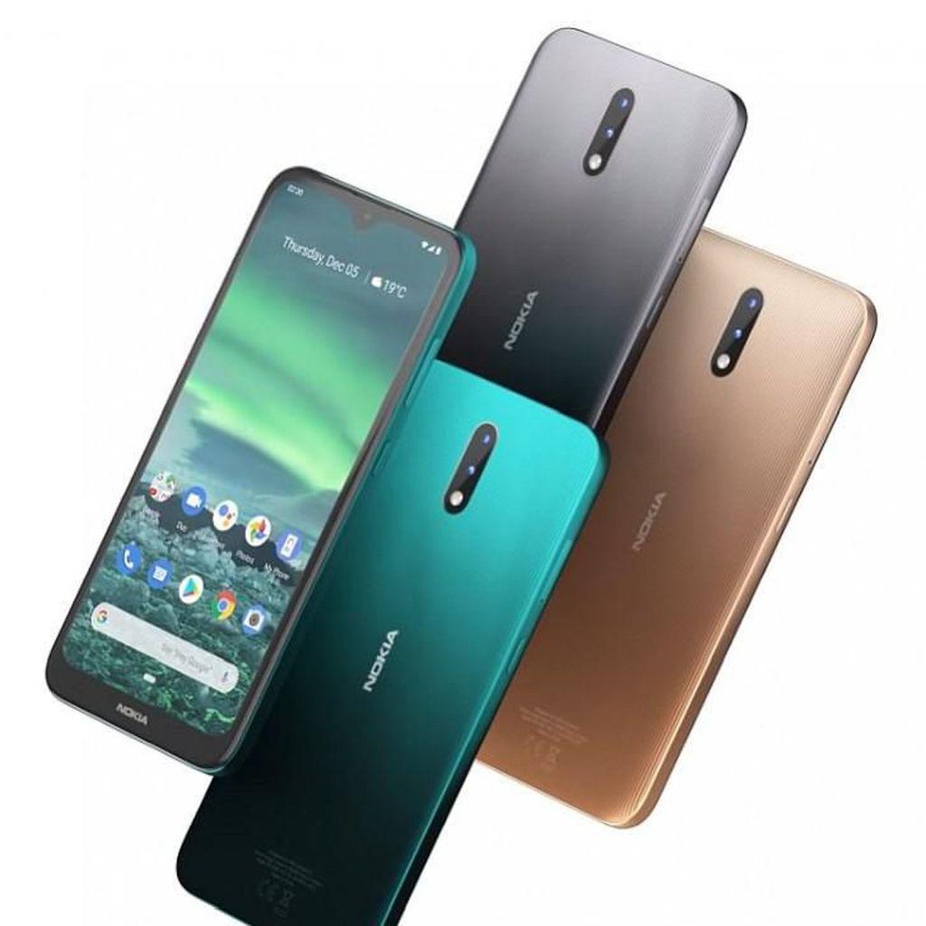 Nokia Rilis Smartphone Murah, Klaim Baterainya Awet Dua Hari