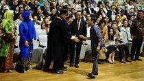 Busana Santai Nadiem di Pelantikan Rektor Dikritik, Ini Kata Kemendikbud