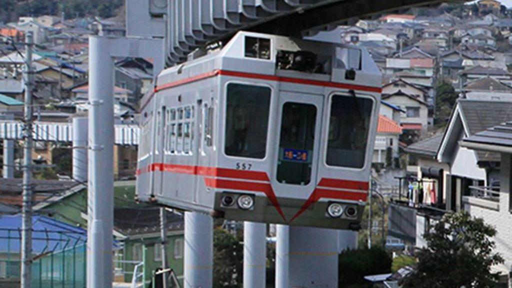 Monorail Gantung, Solusi Kemacetan dari Jerman