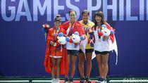 Klasemen SEA Games 2019: Tambah 11 Emas, Indonesia ke Urutan 2