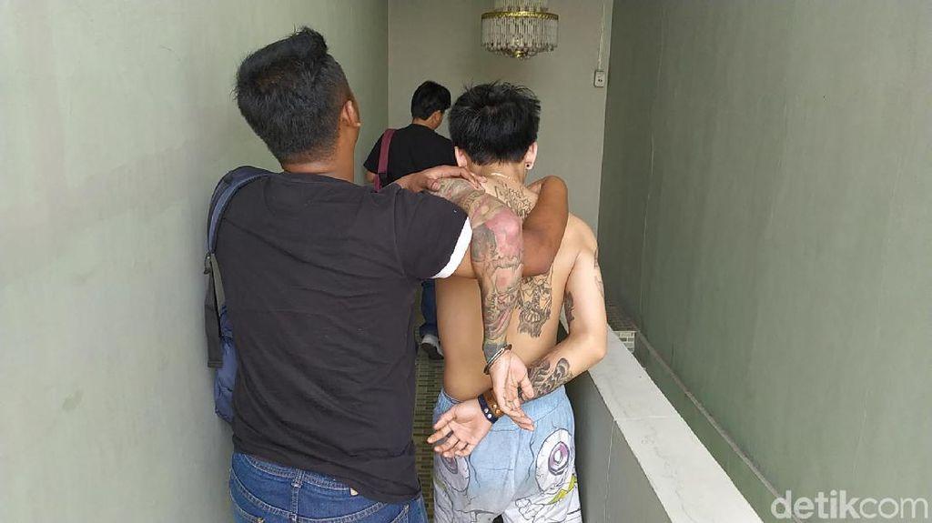 Preman Cilik Sadis di Garut Diringkus Polisi