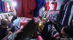 Pasar Baru Metro Atom Bakal Tampung PKL Senen