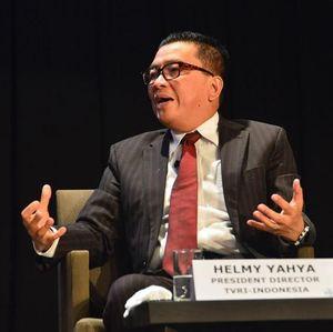 Apa yang Diubah Helmy Yahya di TVRI?