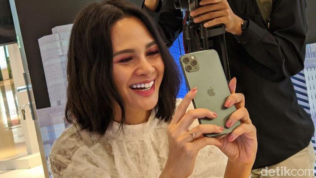 Takut Terblokir karena IMEI, Andien Pilih Beli iPhone 11 Resmi