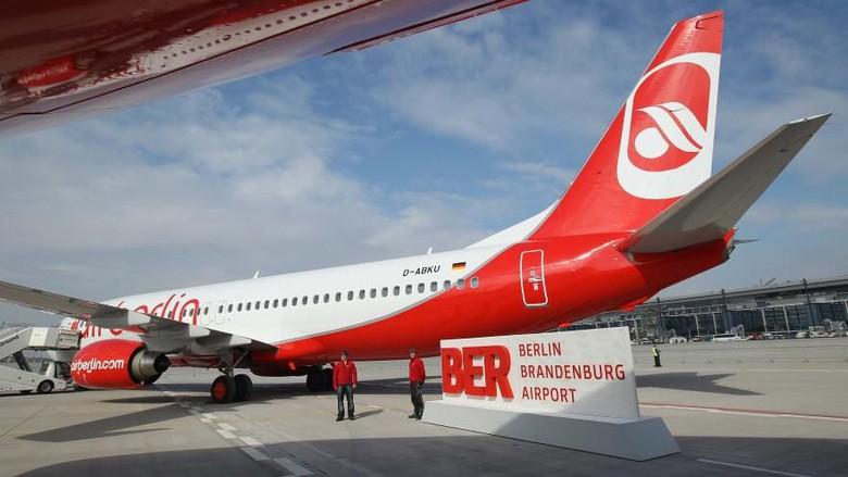 Bandara Brandenburg, Berlin, Jerman (Foto: CNN)