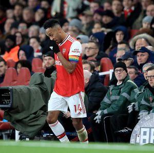 Panggilan Alam Aubameyang di Laga Arsenal Vs Brighton