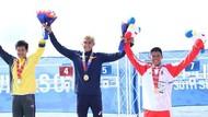 Emas SEA Games Taufik untuk Pulangkan Ayah dan Warga Cimanggu yang Mengasuhnya