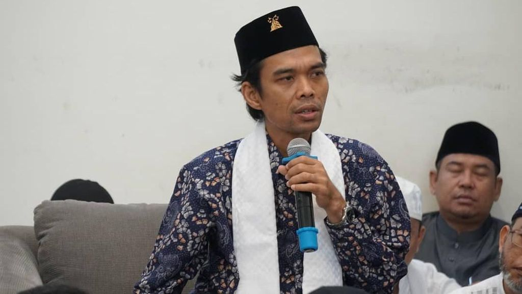 Tablig Akbar Ustaz Abdul Somad di Medan Ditunda demi Cegah Corona