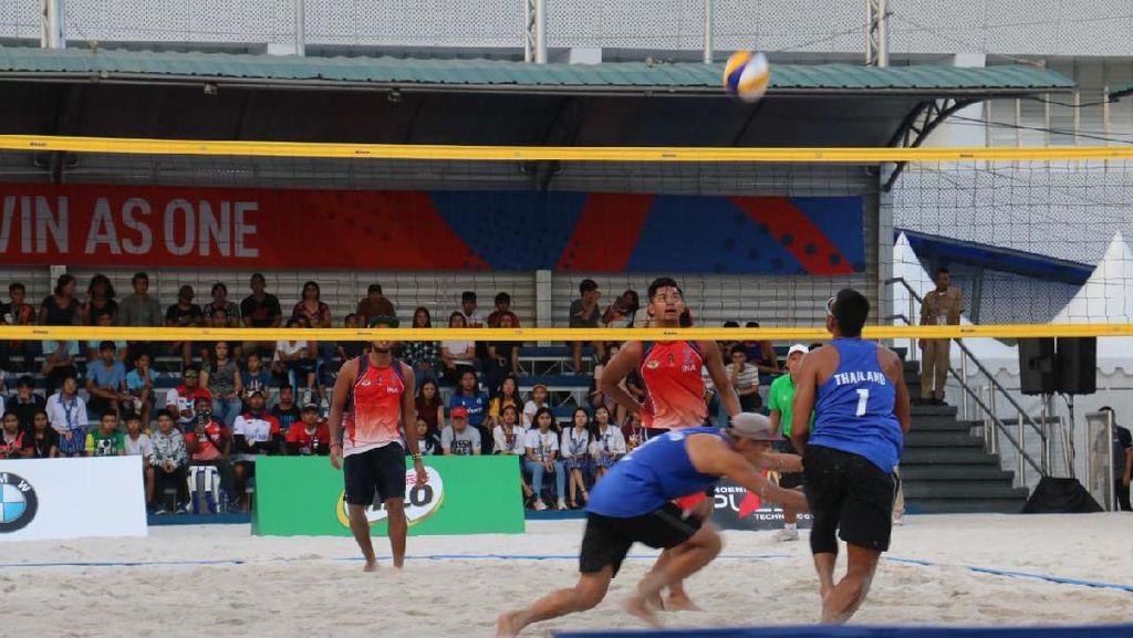 Voli Pantai Raih 1 Emas dan 1 Perak di SEA Games