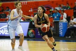 Tim Basket Putri Indonesia Takluk dari Thailand