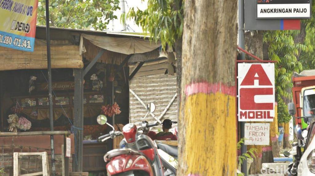 Warkop Tempat Siswi SMA Asyik Bergoyang karena Mabuk Terancam Ditutup