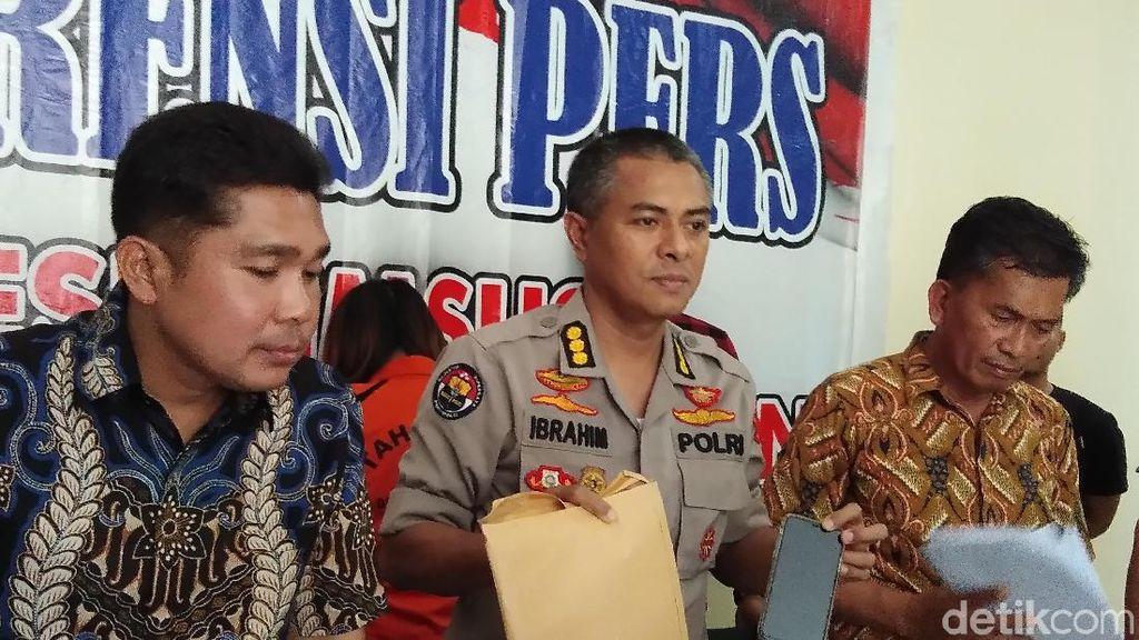 Penipu Arisan Online Rp 10 M di Makassar Pakai Uang Korban Buat Gaya Hidup