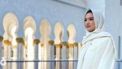 Masyaallah Raline Shah Cantik Banget Pakai Hijab