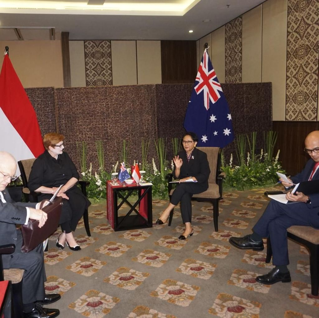 RI-Australia Sepakat Kerja Sama Ekonomi, Keamanan hingga Peranan Perempuan